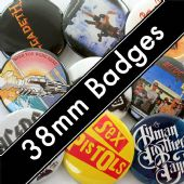 38mm BADGES